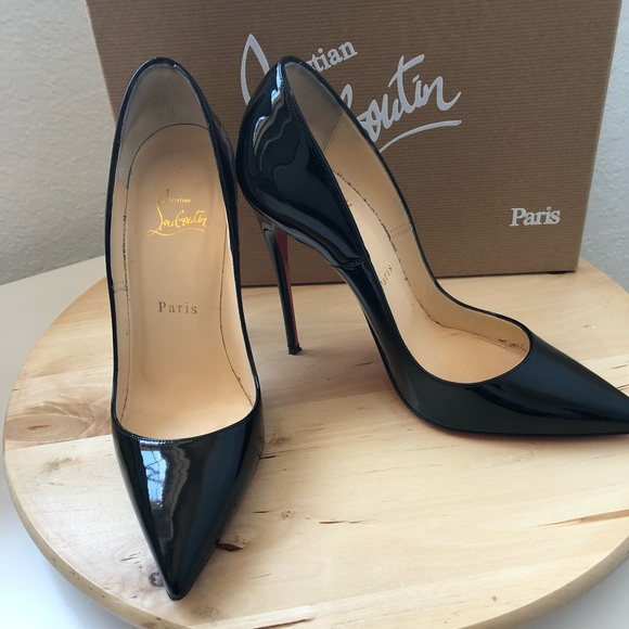 eeec0af90539 Christian Louboutin Shoes - Christian Louboutin So Kate 120mm Patent Leather